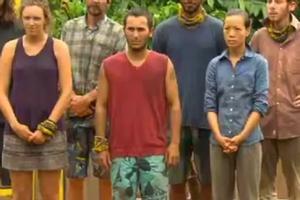 STAGE TUBE: Sneak Peek - Final 7 Castaways Turn on Each Other on Tonight's SURVIVOR: SOUTH PACIFIC on CBS