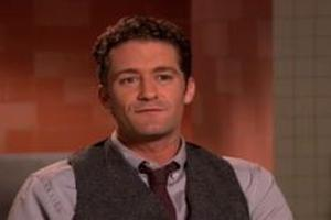 STAGE TUBE: Matthew Morrison on His GLEE Dress Code