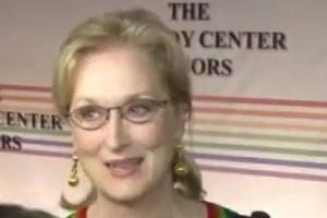 STAGE TUBE: KENNEDY CENTER HONORS to Air on CBS 12/27