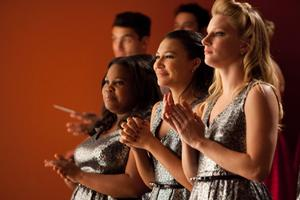 Photos and Audio: Tonight on GLEE- EVITA, Michael Jackson, and More!