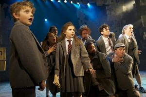 TV: First Look at West End's MATILDA!