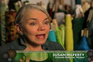 STAGE TUBE: Meet the Creators of WICKED's Monkeys!