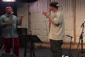 STAGE TUBE: X FACTOR Recap - Chris Rene Performs Original Song