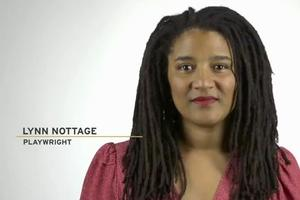 STAGE TUBE: I AM THEATRE Project - Lynn Nottage