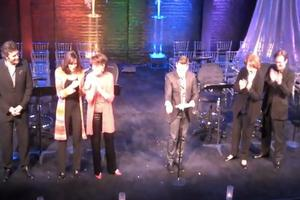 STAGE TUBE: A STANDING ON CEREMONY Proposal!