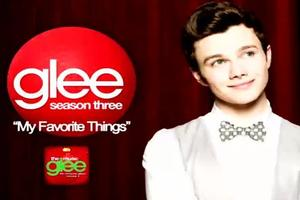 AUDIO: GLEE Sings 'My Favorite Things'- Bonus Track