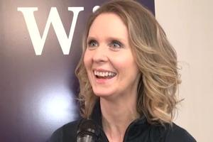 BWW TV: WIT's Cynthia Nixon & Lynne Meadow Meet the Press