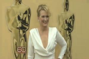 STAGE TUBE: Meryl Streep to be Featured on Tonight's 60 MINUTES