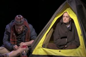 BWW TV: MTC'S CLOSE UP SPACE Opens- First Look!