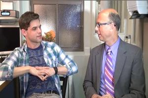 BWW TV: BACKSTAGE WITH RICHARD RIDGE - Broadway Breakout Jeremy Jordan on BONNIE & CLYDE, NEWSIES