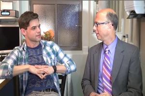 BWW TV: BACKSTAGE WITH RICHARD RIDGE - Broadway Breakout Jeremy Jordan on BONNIE & CLYDE, NEWSIES