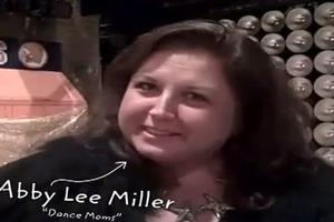 STAGE TUBE: Rosie O'Donnell & Abby Lee Miller Visit LYSISTRATA JONES