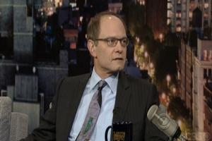 STAGE TUBE: David Hyde Pierce, Darlene Love Stop by THE LATE SHOW!