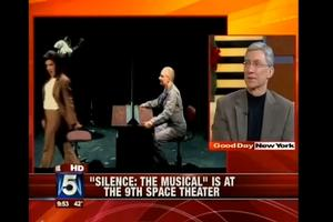STAGE TUBE: Silence! The Musical on Good Day New York