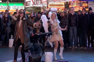 BWW TV EXCLUSIVE: On Set with Katharine McPhee, Megan Hilty & SMASH in Times Square! Episode 9 Special Preview