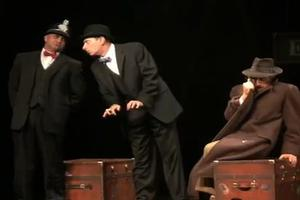 STAGE TUBE: On This Day 1/15- THE 39 STEPS