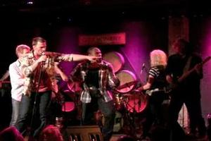 STAGE TUBE: Darren Ritchie, et al. Perform Classic Film Hits