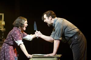Photos and Video: First Look at West End's SWEENEY TODD with Michael Ball & Imelda Staunton