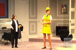 BWW TV: BOEING-BOEING at Hartford Stage - Performance Highlights!