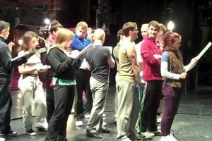 THE WIZARD OF OZ BLOG: Meet the New Cast