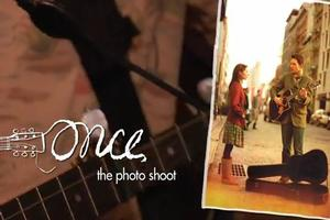 STAGE TUBE: Inside the ONCE Broadway Photo Shoot!