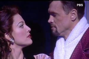 STAGE TUBE: Rachel York & Brent Barret Bring ISN'T IT ROMANTIC to Reagle Music Theatre