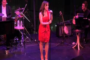 BWW TV EXCLUSIVE: Leslie Kritzer in Lincoln Center's American Songbook - Does Jule Styne, Liza & More!