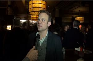 BWW TV: Chatting with Norbert Leo Butz, Paula Vogel & More at HOW I LEARNED TO DRIVE Opening Night!