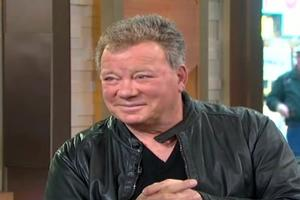 STAGE TUBE: William Shatner Chats SHATNER'S WORLD on GMA