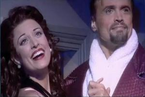 STAGE TUBE: Brent Barrett and Rachel York Discuss ISN'T IT ROMANTIC?
