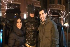 STAGE TUBE: BATMAN'S NIGHT OUT Hits the Streets of Toronto