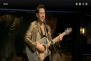 STAGE TUBE: Steve Kazee Performs 'Gold' from the Musical ONCE