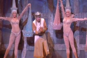 BWW TV: SPAMALOT Visits LA's Pantages Theatre