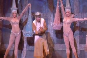 BWW TV: SPAMALOT Visits LA's Pantages Theatre