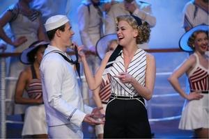 STAGE TUBE: Sutton Foster Brings ANYTHING GOES to Jimmy Fallon's Broadway Week!