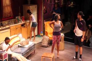 BWW TV: First Look at Katori Hall's HURT VILLAGE - Performance Highlights!