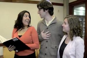 STAGE TUBE: THE BOOK OF MORMON Gets Jewish Makeover!