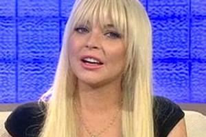 STAGE TUBE: Lindsay Lohan Confirms Liz Taylor Role on NBC's TODAY