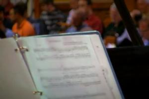 STAGE TUBE: Sneak Peek of Stephen Schwartz's TESTIMONY
