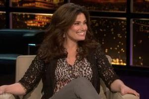 STAGE TUBE: Idina Menzel Visits CHELSEA LATELY