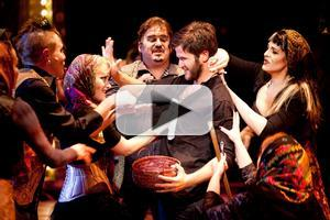 BWW TV: First Look at Natascia Diaz & More in Signature Theatre's BROTHER RUSSIA!
