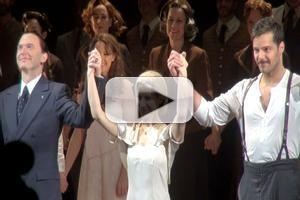 BWW TV: EVITA is Back! Check out Ricky Martin, Elena Roger, Michael Cerveris & More in the Premiere Curtain Call!