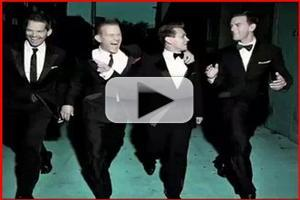 STAGE TUBE: THE MIDTOWN MEN Perform 'Happy Together' on New CD
