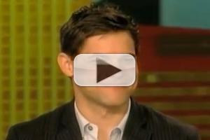 STAGE TUBE: NEWSIES' Jeremy Jordan Visits THE VIEW!