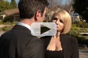 STAGE TUBE: Watch Ellen Barkin & Bobby Cannavale on MODERN FAMILY!