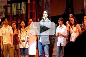 STAGE TUBE: Lin-Manuel Miranda Joins Manila's IN THE HEIGHTS Curtain Call!
