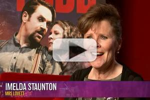 STAGE TUBE: Opening Night of SWEENEY TODD Starring Ball and Staunton