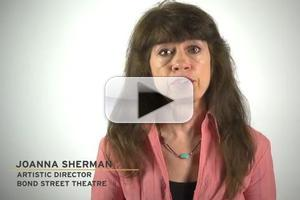 STAGE TUBE: I AM THEATRE Project - Joanna Sherman