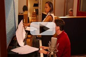 BWW TV Exclusive: Nikki M. James Records for OVER THE MOON: The Broadway Lullaby Project