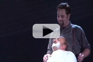BWW Video Teaser: Catch a Glimpse of Michael Ball in SWEENEY TODD - New Footage!